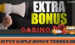 situs judi gaple bonus terbesar