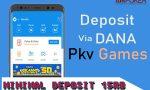 deposit dana pkv games